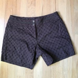 White House Black Market dress shorts
