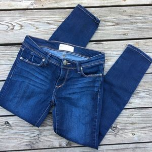 ✨Free people skinny jeans
