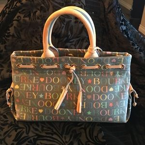 Rooney and Bourke purse