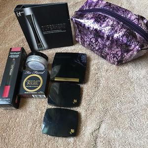 High End Makeup Bundle w/Bag