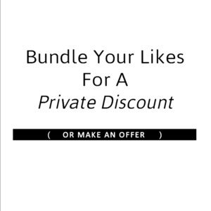 Other - Bundle Your Likes for a Discount!