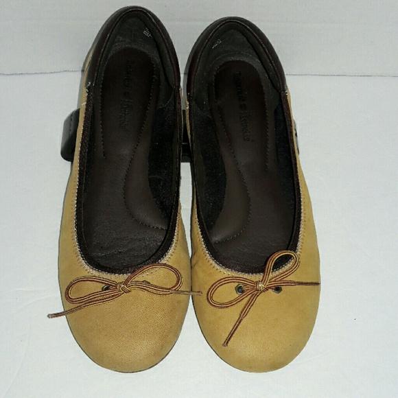 0a05360dad6 Timberland Shoe Ellsworth Ballerina Ortholite Flat.  M 59e66f6613302a4d86058a08