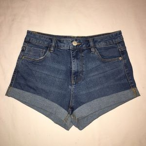Zara Denim Shorts.
