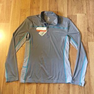 Men's MERRELL shirt jacket. NWT