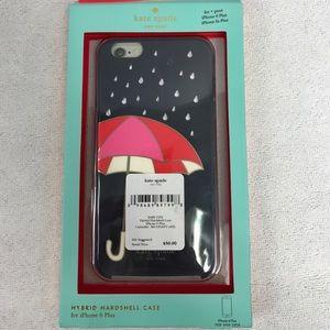 Hybrid hardshell case - iPhone 6 Plus Kate spade