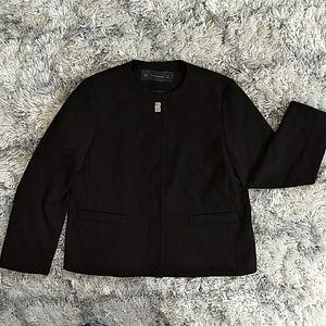 Zara Basic business/career suit jacket