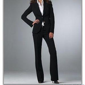 Women's tahari black pant/ business suit