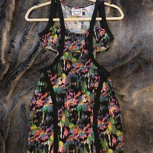 Fairground xs bodycon dress from asos