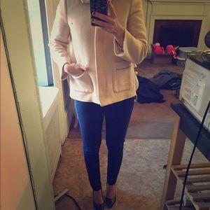 Zara - wool jacket, gently worn size XS