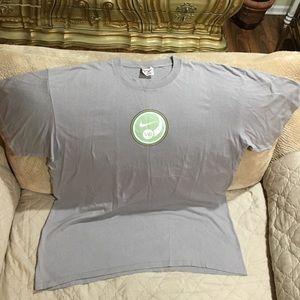 Nike New Gray T Shirt SZ XXL