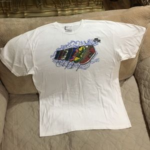 Nike great condition White T Shirt XL