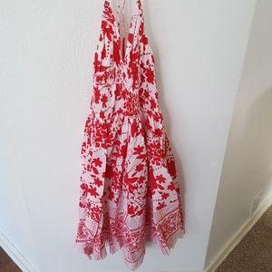 Forever21 halter dress
