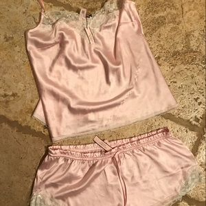 Victoria's Secret lingerie pajama set