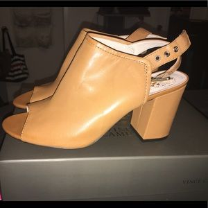 New soft leather wedges