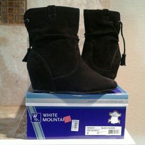 White Mountain boot's