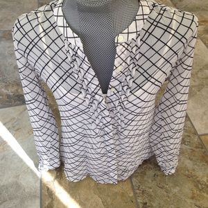 💋4 for $20💋Banana Republic blouse