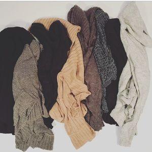 Sweater Bundle Mystery Box - 5 sweaters