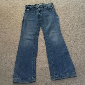 Gap Long and Lean Size  2 Jeans