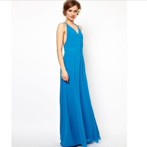 Jarlo bye maxi dress
