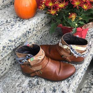 Gypsy Festival Fall Booties