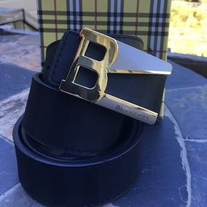 🔌 Designer Belt