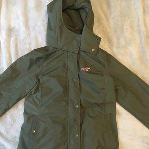 Holister All weather jacket