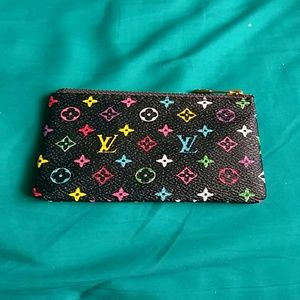 Lv Authentic coin bag