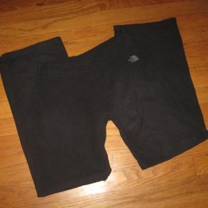 The North Face Small Black Fleece Sweat Pants