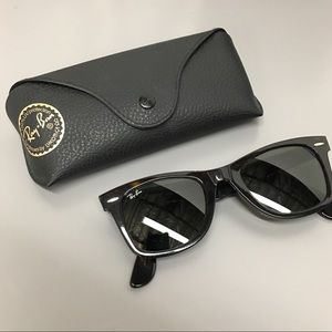 Ray-Ban Waferer tortoise RB2140