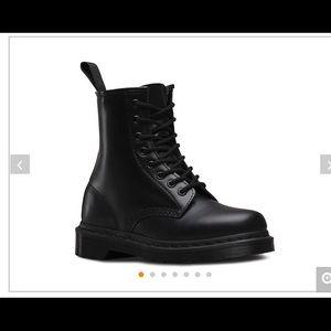 Dr. Martens black boot