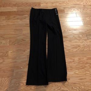 NWOT Anthropologie Black Dress Pants