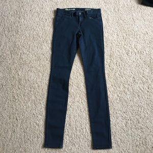 Madewell Legging Jeans Sz 27