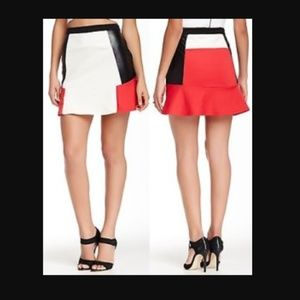 Romeo + Juliet Couture | NWT Color Block Skirt