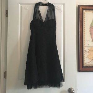 Betsy & Adam Dresses - Betsy & Adam Black Cocktail Dress