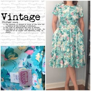 Deadstock Vintage Dress