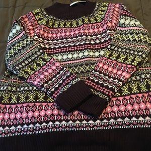 NWT NY&Co. 100% acrylic sweater XXL