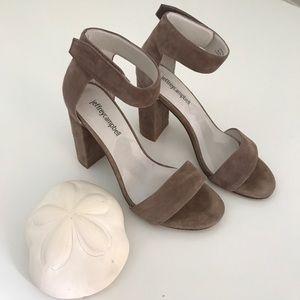 "🔥 Jeffrey Campbell ""Lindsay"" block heels 🔥"