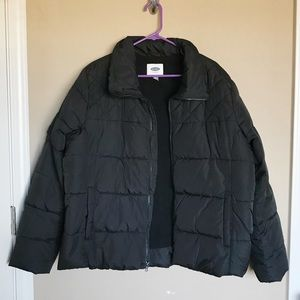 Old Navy Plus Size Puffy Jacket