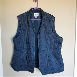 Old Navy Plus Size Quilted Vest