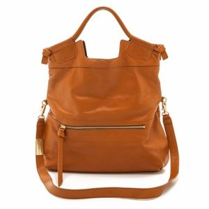 Foley + Corinna Mid City Tote/Crossbody in Whiskey