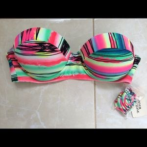 Forever 21 Multi-Color Swimsuit Top