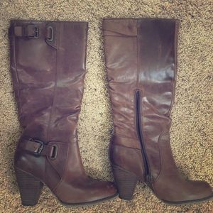 Women's ALDO Ellabye Leather Boots