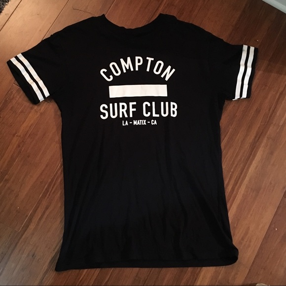 af97d50b34f Matix Shirts | Compton Surf Club Tshirt Xl | Poshmark