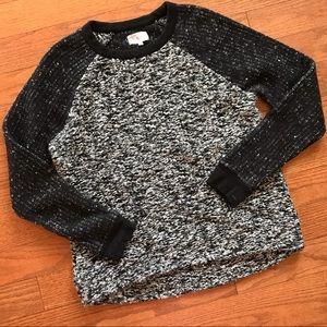 Lou & Gray Marled Sweatshirt
