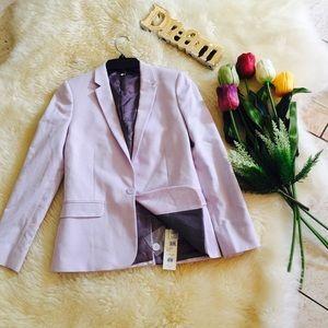 TopShop light purple blazer