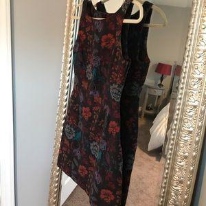 BB Dakota floral dress