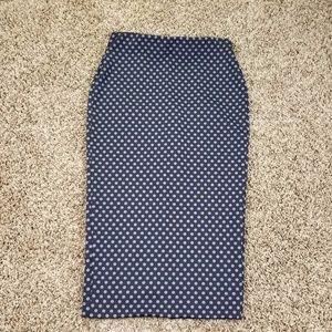 Zara Pencil Skirt Size Small Women's High Waisted