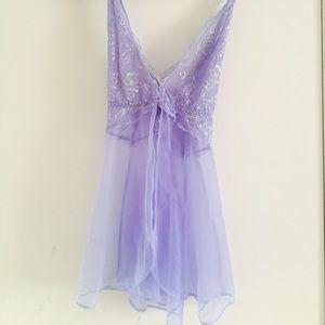 Lavender lingerie ✨sleepwear