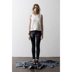 NWT {Simon Miller} Casper Skinny Jeans