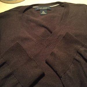 Banana Republic silk and cashmere men's sweater XL